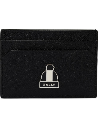 Bally Beanie Stamped Leather 4cc W/ Enamle Beanie