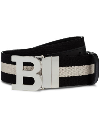 B Buckle Trainspotting Belt