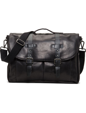 Express Leather Briefcase