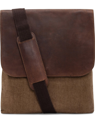 General Paton Canvas I Pad Bag