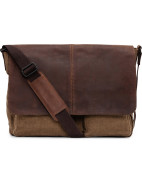 General Paton Canvas Lge Messenger $159.00