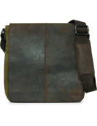 New General Paton Canvas N/S Messenger $83.30