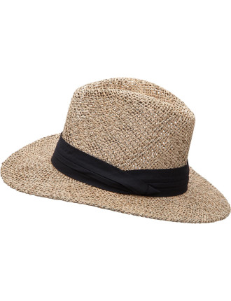 Large Brim Beach Hat