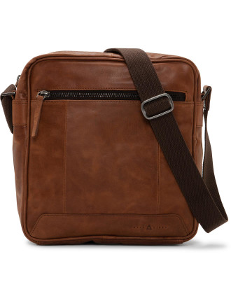 RAW COAST NS ZIP TOP MESSENGER