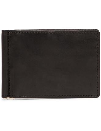 J Class Money Clip Wallet