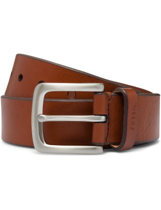 Joe Natural Leather Belt