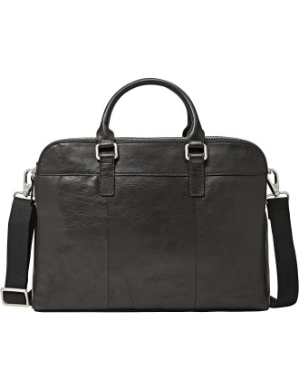 Mercer Rich Heritage Leather Work Bag