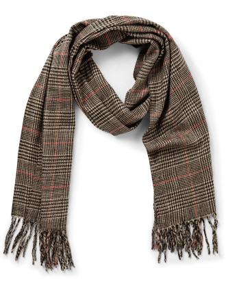 Glasgow Check Scarf