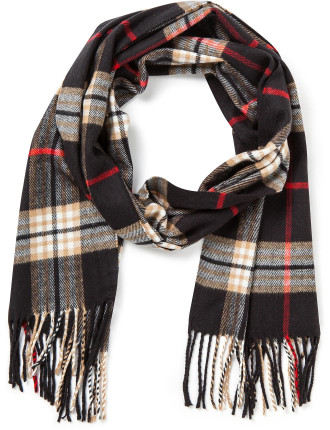 Classic Check Mackay Scarf