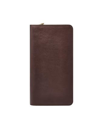 Multizip Passport Case