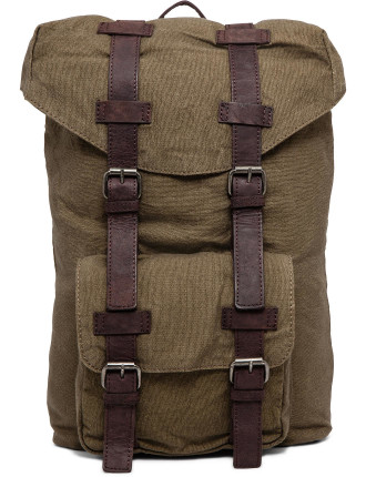 Thoms Canvas Backpack
