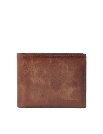 Derrick Leather Bifold Wallet