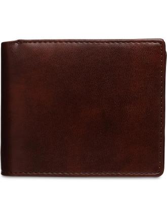 Bifold Wallet Lh Flip Cc