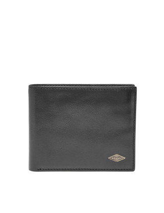 Ryan Bifold With Flip ID Leather