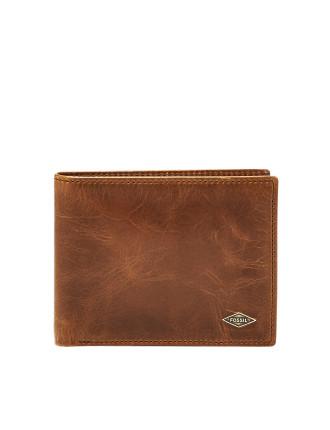 Ryan Lzip Bifold Leather
