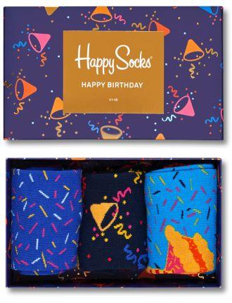 SINGING BIRTHDAY GIFT BOX
