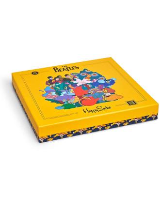 THE BEATLES SOCKS BOX SET