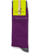 Block Colour Plain Sock $19.95
