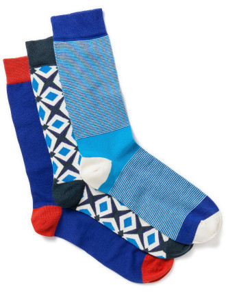 Mixed Design Sock Pack