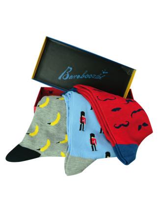 Soldier Sock Gift Box