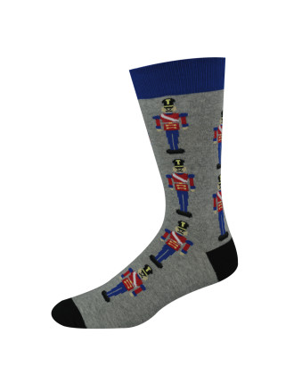 Toy Soldier Socks