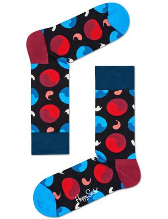 Yin Yang Sock