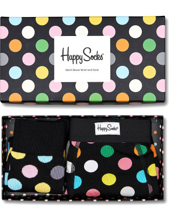 Big Dot Socks And Jersey Trunk Pack