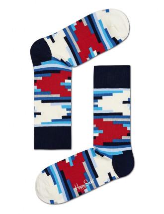 Stripe Off Socks