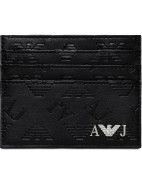 Stamped Eco Leather 6cc Credit Card Slip $89.95