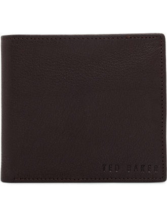Logo Stud Coin Pocket Wallet