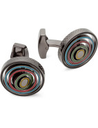 London Olympics Swivelling Sports Rings Cufflink $113.40