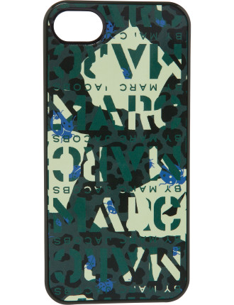 Jungle Logomania Iphone 5 Case