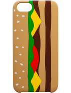Burger Iphone 5 Hard Case $40.00