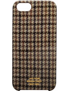Houndstooth Iphone 5 Hard Case $40.00