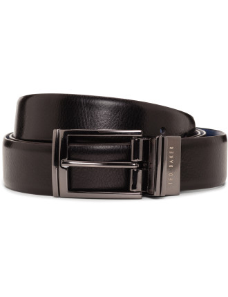 GRAINS two buckle belt gift pack