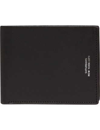 Saturdays NYC Bi-Fold Wallet
