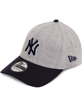39THIRTY NY Yankees - Heather Grey