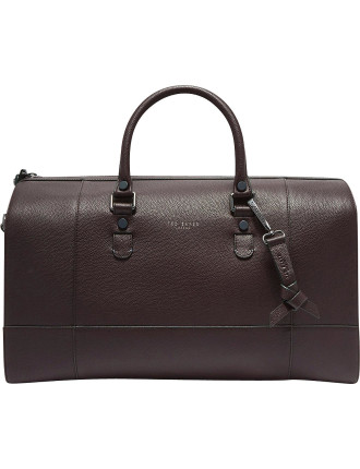 PANTHEA leather holdall