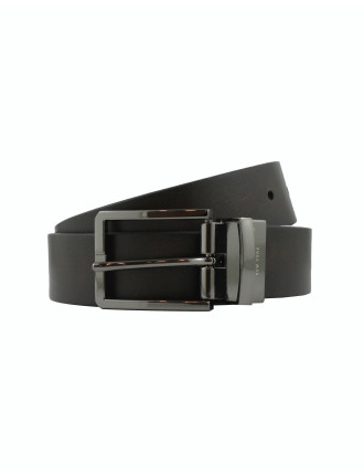 Reversible Belt w/ Pin Buckle