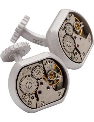 SKELETON VINTAGE CUFFLINKS