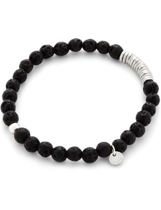 Tateossian  Disc Round-Beads Bracelet