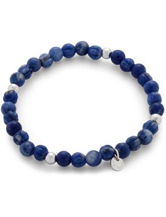 Tateossian Karma Cross Beads W/O Cross Bracelet