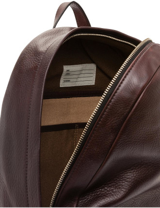Maddox Bristol Leather Backpack