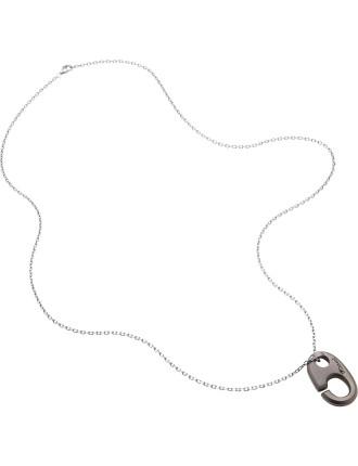 Brummel Hook Necklace