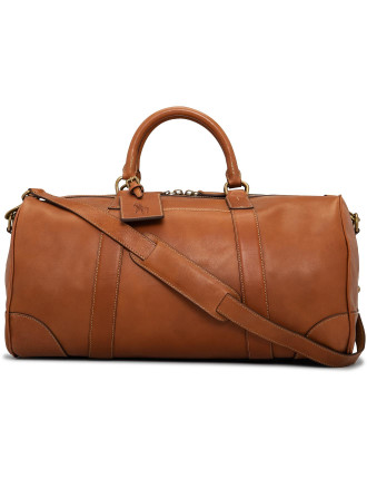 Smooth Leather Duffle