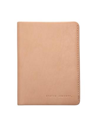 Conquest Passport Wallet