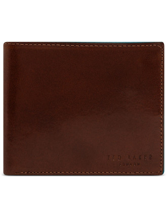 Wallet With Card And Contrast
