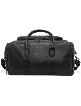 Columbian Leather Duffel