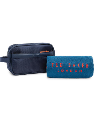 Nylon Washbag And Towel