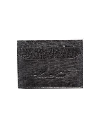 Saffiano 4 Card Slip Wallet
